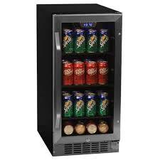 built in beverage refrigerator. EdgeStar CBR901SG Built In Beverage Refrigerator E