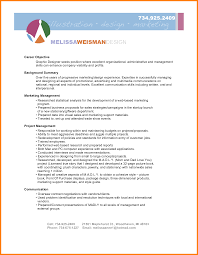 Graphic Design Resume Objective Examples Virtual Assistant