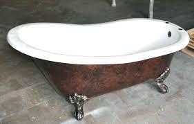 cast iron bath tub bathtub weight antique for