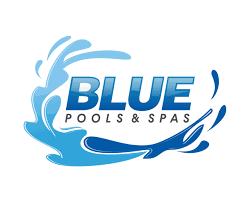 swimming pool logo design. Modren Pool Bluepoolsandspaslogodesignfree To Swimming Pool Logo Design G