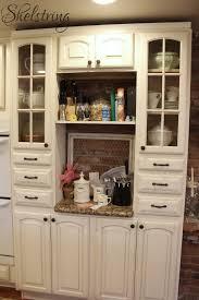 White Kitchen Hutch Cabinet Kitchen Unfinished Kitchen Hutch Kitchen Hutch Large Kitchen