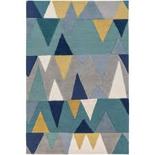 artistic weavers alina bright blue 9 ft x 13 ft area rug