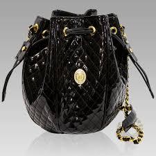 Chanel Designer Bags Valentino Orlandi Handbag Purse Chanel Leather Crossbody Bag In Black Bucket Purse Designer Handbag Valentino Orlandi 01vo5596clbl 895 00