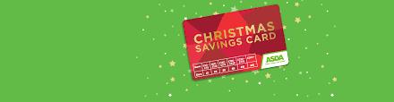 Asda Christmas Savings Card Earn A Bonus Of Up To 15