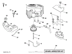 craftsman ride on mower diagram tractor repair and service manuals 1264 on craftsman ride on mower diagram