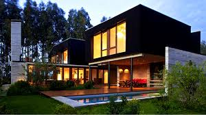 Amazing Modern House Architecture Queretaro Pink Home Furniture