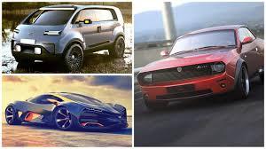 Как могли бы выглядеть российские автомобили крутые концепты  Как могли бы выглядеть российские автомобили крутые концепты