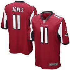 amp; Falcons T-shirt Number Name Men's Black Jones Tri-blend Atlanta Julio