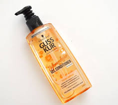 schwarzkopf gliss kur total repair weightless gel conditioner review