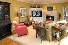 living room corner fireplace decorating ideas furniture layout with arrangement modern designs that use corn