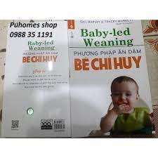 Sách Phương Pháp Ăn Dặm Bé Chỉ Huy (Baby Led-Weaning) (Tái Bản) giảm chỉ  còn 69,000 đ