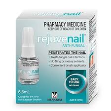 Rejuvenail Anti Fungal Nail Treatment - 6.6mL | Amcal