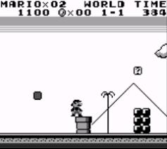 Resultado de imagen de Super Mario Land