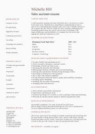 College Resume Tips Adorable College Resume Examples For High School Seniors New Resume Samples