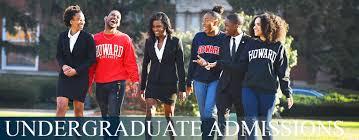 undergraduate admission howard university admission home