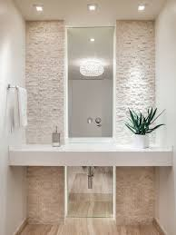 powder room wall tile designs. this is an example of a small contemporary cloakroom in miami with integrated sink, powder room wall tile designs