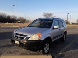 Used 2003 Honda Cr-V for Sale by Owner in Summit Argo, IL 60501