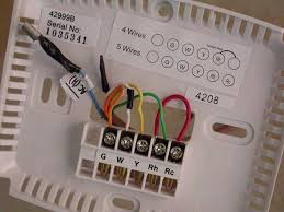 wiring diagram wiring diagram for hunter digital thermostat how to wire a honeywell thermostat with 7 wires at Digital Thermostat Wiring Diagram