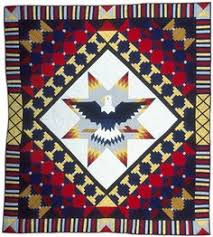 native american... | Quilting | Pinterest | Native americans ... & Native American Star Quilts | american eagle star quilt bear soldier  quilters sioux bismark south . Adamdwight.com