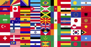 Flag Chart With Names World Countries List A Z List Of Countries And Regions In