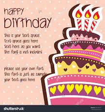Happy Birthday Cards Templates Happy Birthday Card Template Inside [keyword Card Design Ideas 22