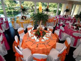 Tropical Party Table Decoration Ideas