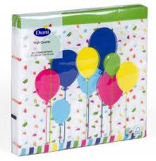 <b>Салфетки</b> 3-слойные, <b>бумажные Duni</b> Дизайнерские, цвет