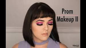 prom makeup ii maquillaje glam maru mua