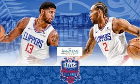 L A Clippers To Return To Hawaii For Training Camp Through