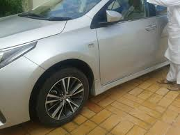 Leaked: Take a Look at the Toyota Corolla Facelift