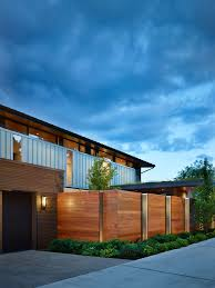 exterior wood fences. ipe-wood-fence-exterior-midcentury-with-channel-glass-walls-concrete   beeyoutifullife.com exterior wood fences