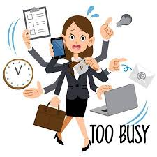 The Pitfalls of being too busy ? Shawn Spencer Photography