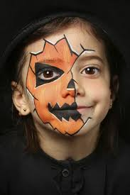 50 pretty and scary makeup ideas for kids 25