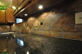 Slate Tiles For Kitchen Floor Slate Tile In Kitchen Minipicicom