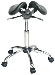 ergonomic chair betterposture saddle chair. kanewell twin ergonomic saddle stool chair betterposture