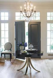 featured photo of round entryway table