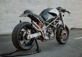 ducati monster 1000 cafe racer bikebrewers com