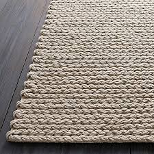 extraordinary idea felted wool rug double braided beige maine cottage