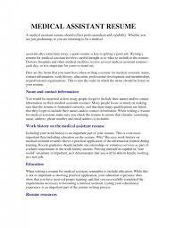resume sample medical assistant resume objective examples resume appealing resume objective medical assistant medical assistant resume sample resume objectives for medical assistant