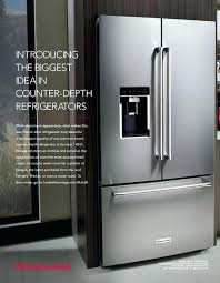 largest counter depth refrigerator. Contemporary Counter Largest Counter Depth Side By Refrigerator Biggest Refrigerators  Contents Of This Issue   And Largest Counter Depth Refrigerator