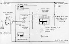 submarine electrical systems chapter 6 schematic diagram of lighting feeder voltage regulator