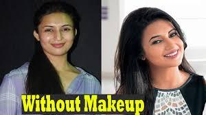 indian tv actresses without makeup you