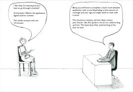 mortgage life insurance cartoon 11