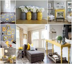 Yellow And Gray Living Room Decor Style Your Living Room In Gorgeous Gray And Yellow