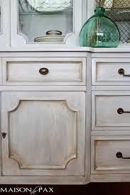 antique white chalk paintChalk Paint Dining Set Makeover