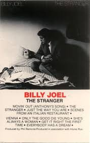 It was the first of joel's albums to be produced by phil ramone, with whom he would go on to work for all of his albums up until his 1986 album the bridge. Billy Joel The Stranger Dolby Cassette Discogs