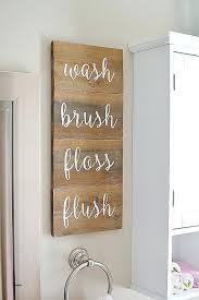 target kids bathroom bathroom wall decor target luxury wash brush floss flush wooden sign in kids bathroom stenciled bathroom vanities kansas city