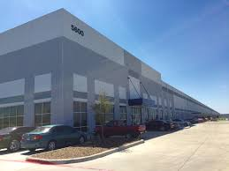 dhl supply chain fort worth tx completed 2016