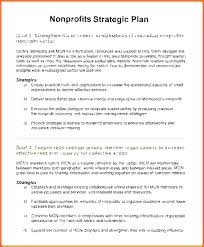 Nonprofit Business Plan Template Business Plan Template Sample For Free Nonprofit Pdf Npo
