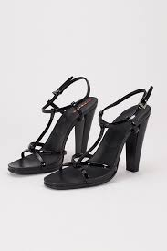 rodeo drive re rdr com 100 authentic guaranteed prada black patent leather strappy heels